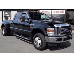 2010 Ford F-350 Super Duty 4x4 Lariat 4dr Crew Cab 8 ft. LB DRW Pickup