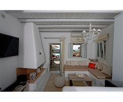 Luxury vacation Villa with 4 Bedrooms & 3 Bathrooms in Mykonos