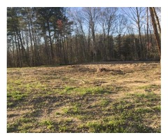 3 acres. Cleared land perc 4 bedroom