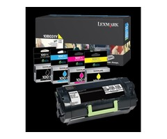 Lexmark Laser Toner Cartridge