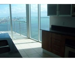 Amazing Bay and City view in this 2 Bedroom Condo