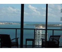 2 bedroom condos offer spectacular Brickell views from every room