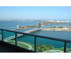 1 Bedroom Direct Bay views at the Ultra Luxury 900 Biscayne
