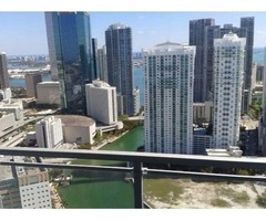 Mint- River Front high tech 1 bedroom across from the Brickell area