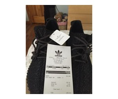 Adidas Yeezy Boost 350 Low Pirate Black Kanye West Size 11