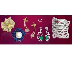 Buy Cubic Zirconia Jewelry Wholesale – P&K Jewelry