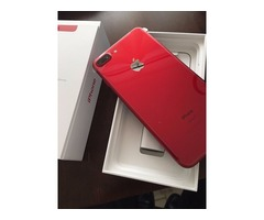 iPhone 7 Plus 256 GB ( RED ) --  $400