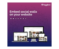 Online Social Media Aggregator Tool for Event, Website