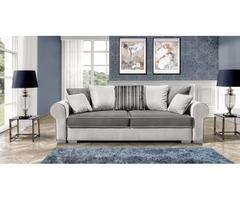 """New """"Deluxe Comfort"""" Sofa"""