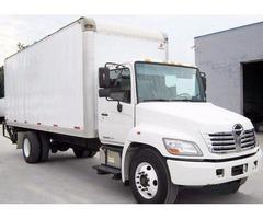 2010 Hino 268 22 ft Straight Truck