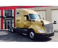 2015 Kenworth T680! Beautiful truck!