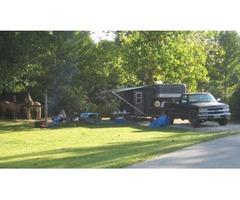Camper / horse trailer