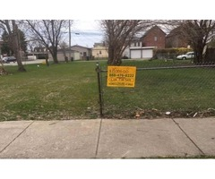 We have a vacant lot for sale