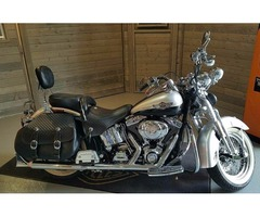 2003 Anniversary Heritage Softail Classic Springer
