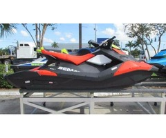 NEW 2016 Sea-Doo Spark 3-Up 900 HO ACE