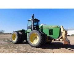 John Deere 8770 Tractor For Sale
