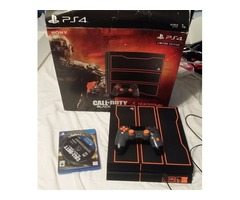 PS4 Playstation4 Call of Duty:Black Ops 3 Limited Edition 1TB Console & 3 games