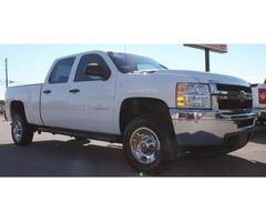 2013 Chevy Silverado 2500 HD Crew 3/4 TON TRUCK CLEAN SOUTHERN TRUCK