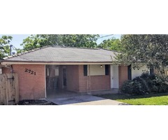 3 BEDS/2 BATHS, SINGLE CARPORT ATTACHED W/ STORAGE ARE