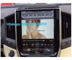 "Toyota LAND Cruiser Prado 2016 Android Car Radio GPS 12.1"" Wifi camera"