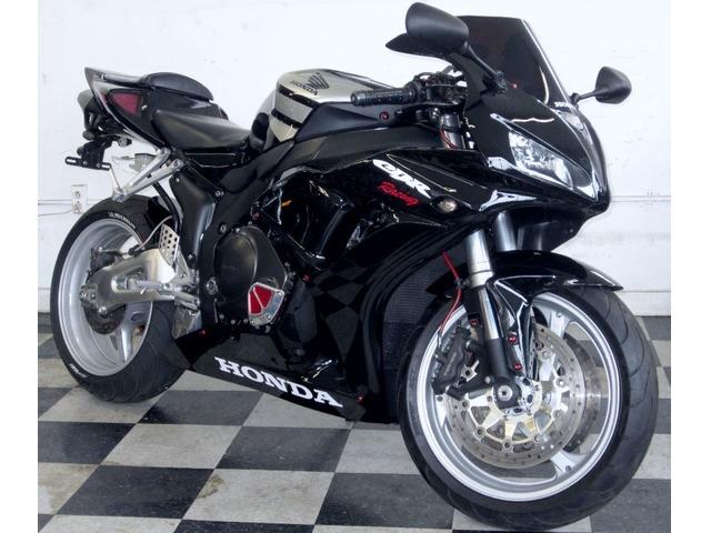 2007 HONDA CBR1000RR Black/Silver original 20,000 miles 07 CBR ...