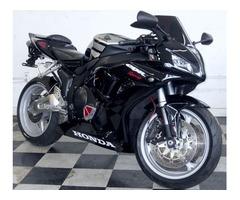 2007 HONDA CBR1000RR Black/Silver original 20,000 miles 07 CBR 1000RR CBR1000 RR MINT!