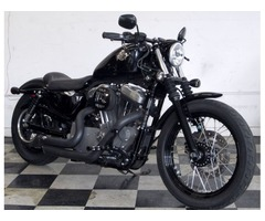 2009 Harley Davidson XL1200N Sportster 1200 Iron Nightster 6,000 miles 09 HD XL1200