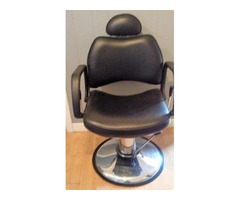 salon/barber chair