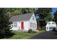 9 Room 3 Bedrm 2 Bath cape on 1.38 acres