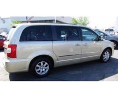 2012 Chrysler Town & Country Touring Mini Van