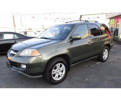 2006 Acura MDX Touring AWD 3rd Row Seating