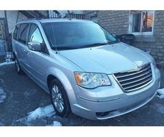 2008 Chrysler Town&Country low down and low weekly payments