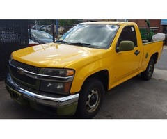 2007 Chevy Colorado low down&low weekly payments