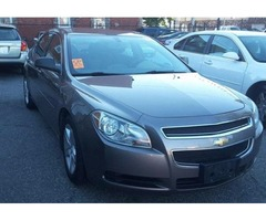 2011 Chevy Malibu low down&low weekly payments