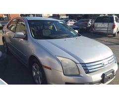 2006 Ford Fusion low down&low weekly payments
