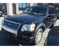 2007 Ford Explorer low down and low weekly payments