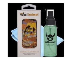 CELLHELMET SCREEN CLEANING KIT FOR ONLY $9.99