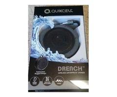 Quikcell Drench Wireless Waterproof Speaker