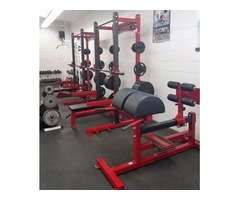 Fitness Equipment Weightlifting Gym Crossfit