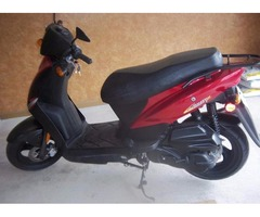 07 KYMCO 125cc Scooter Low Mileage