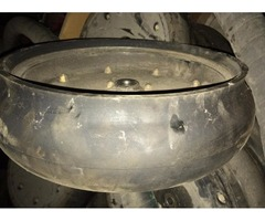 24- Case IH planter depth wheels, like new