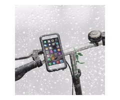 For iPhone 6/6s White IP68 2 in 1 PC + TPU Sports Waterproof Protective Case
