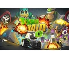 Tank Raid Online Multiplayer