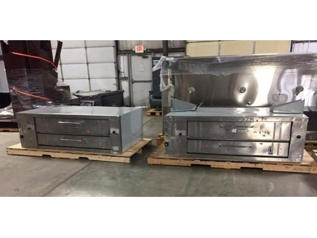 Bakers Pride, Pizza Deck Double Oven | free-classifieds-usa.com