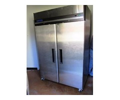 Stainless Steel Reach-In Refrigerater