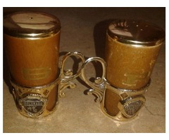 BONGO DRUM SALT AND PEPPER SHAKERS