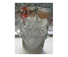 Sparkling Crystal Candleholder