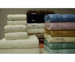 12 pc Egyptian Towel Set