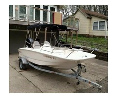 2011 Boston Whaler 150 Super Sport For Sale