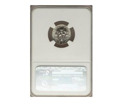 2011-P&D 10C Early Releases MS68 Full Bands NGC